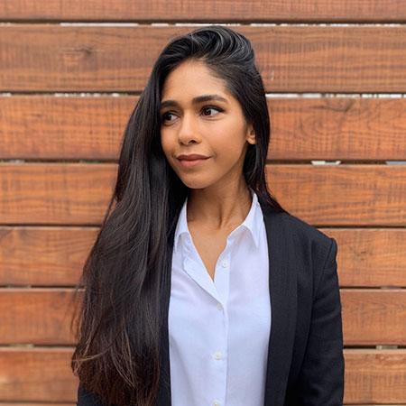 Ishita Haque - board member